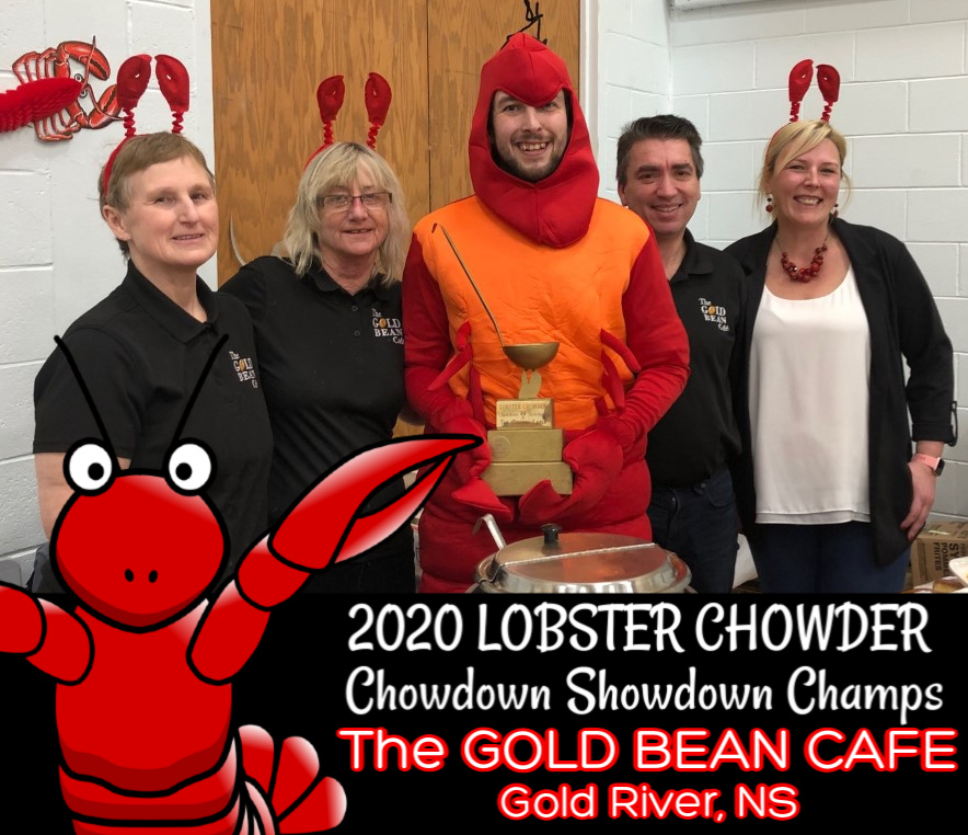 2020 Golden Ladle Winners The Gold Bean Cafe Gold River NS